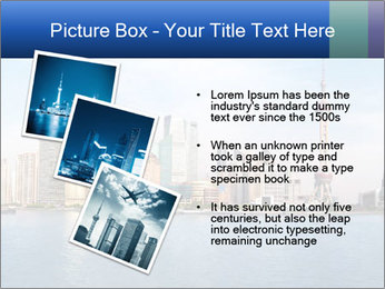 Shanghai Skyline PowerPoint Templates - Slide 17