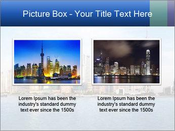 Shanghai Skyline PowerPoint Templates - Slide 18