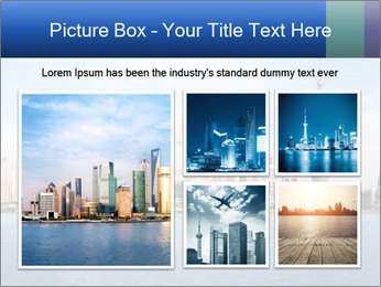 Shanghai Skyline PowerPoint Templates - Slide 19
