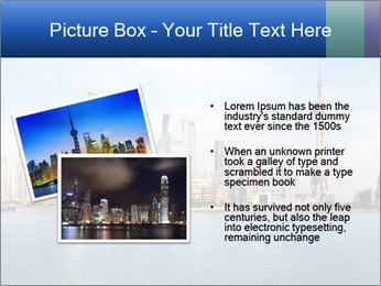 Shanghai Skyline PowerPoint Templates - Slide 20