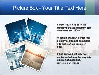 Shanghai Skyline PowerPoint Templates - Slide 23
