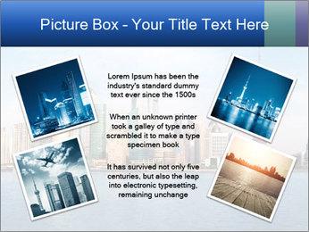 Shanghai Skyline PowerPoint Templates - Slide 24