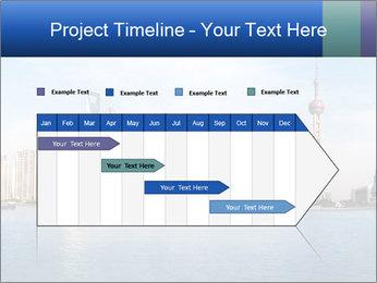 Shanghai Skyline PowerPoint Templates - Slide 25