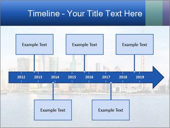 Shanghai Skyline PowerPoint Templates - Slide 28