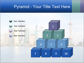 Shanghai Skyline PowerPoint Templates - Slide 31