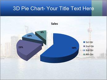 Shanghai Skyline PowerPoint Templates - Slide 35