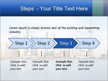 Shanghai Skyline PowerPoint Templates - Slide 4