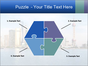 Shanghai Skyline PowerPoint Templates - Slide 40