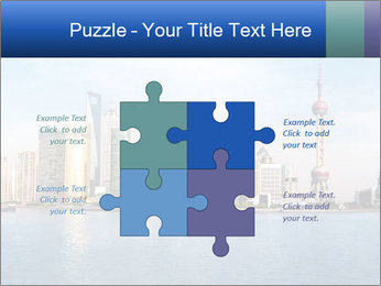 Shanghai Skyline PowerPoint Templates - Slide 43