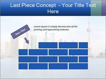 Shanghai Skyline PowerPoint Templates - Slide 46