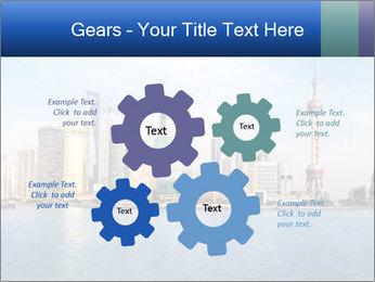 Shanghai Skyline PowerPoint Templates - Slide 47