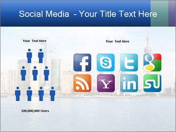 Shanghai Skyline PowerPoint Templates - Slide 5