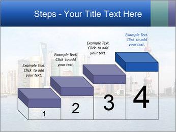 Shanghai Skyline PowerPoint Templates - Slide 64
