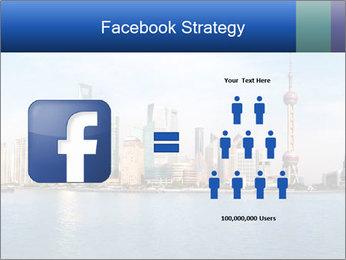 Shanghai Skyline PowerPoint Templates - Slide 7