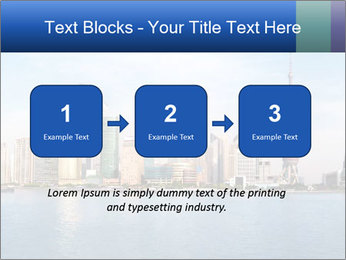 Shanghai Skyline PowerPoint Templates - Slide 71