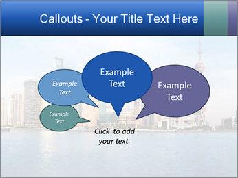 Shanghai Skyline PowerPoint Templates - Slide 73