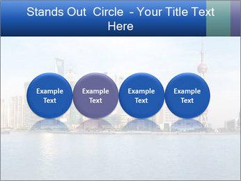 Shanghai Skyline PowerPoint Templates - Slide 76