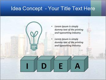 Shanghai Skyline PowerPoint Templates - Slide 80