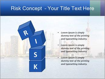 Shanghai Skyline PowerPoint Templates - Slide 81