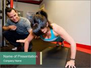 Personal Trainer PowerPoint Templates