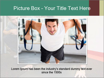 Personal Trainer PowerPoint Template - Slide 16