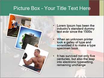 Personal Trainer PowerPoint Template - Slide 17