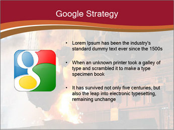 Metallurgical plant PowerPoint Template - Slide 10