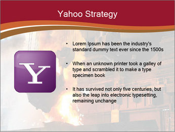 Metallurgical plant PowerPoint Template - Slide 11