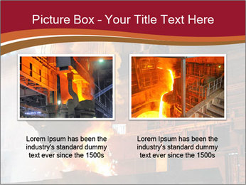 Metallurgical plant PowerPoint Template - Slide 18