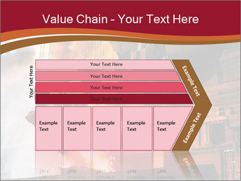 Metallurgical plant PowerPoint Template - Slide 27