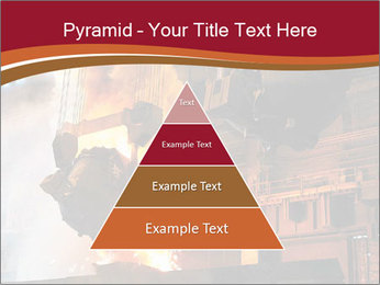 Metallurgical plant PowerPoint Template - Slide 30