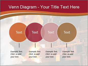 Metallurgical plant PowerPoint Template - Slide 32