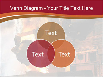 Metallurgical plant PowerPoint Template - Slide 33