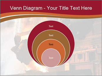 Metallurgical plant PowerPoint Template - Slide 34