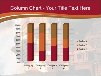 Metallurgical plant PowerPoint Template - Slide 50