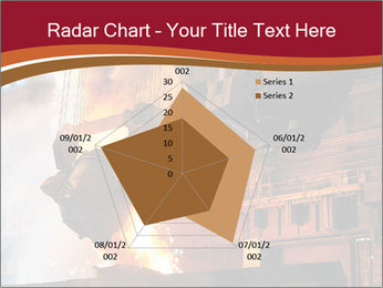 Metallurgical plant PowerPoint Template - Slide 51