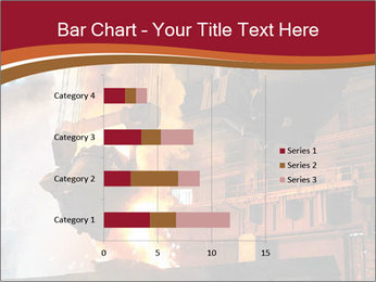 Metallurgical plant PowerPoint Template - Slide 52