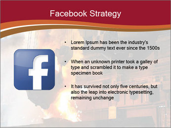 Metallurgical plant PowerPoint Template - Slide 6