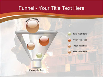 Metallurgical plant PowerPoint Template - Slide 63
