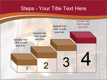 Metallurgical plant PowerPoint Template - Slide 64