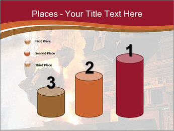 Metallurgical plant PowerPoint Template - Slide 65