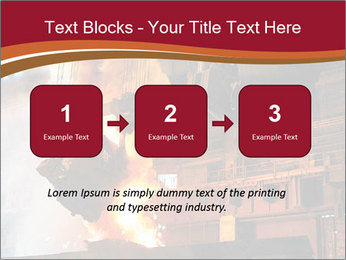 Metallurgical plant PowerPoint Template - Slide 71