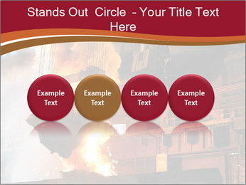 Metallurgical plant PowerPoint Template - Slide 76