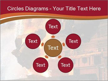 Metallurgical plant PowerPoint Template - Slide 78