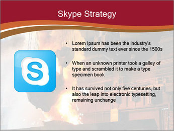 Metallurgical plant PowerPoint Template - Slide 8