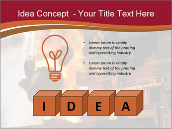 Metallurgical plant PowerPoint Template - Slide 80
