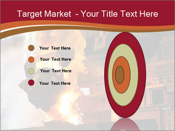 Metallurgical plant PowerPoint Template - Slide 84