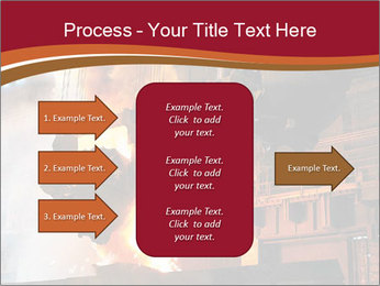 Metallurgical plant PowerPoint Template - Slide 85