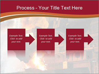 Metallurgical plant PowerPoint Template - Slide 88