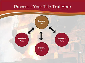 Metallurgical plant PowerPoint Template - Slide 91